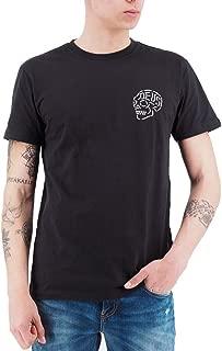 Deus Ex Machina | Venice Address T-Shirt Black | Deus_DETEE0076 Deus_100