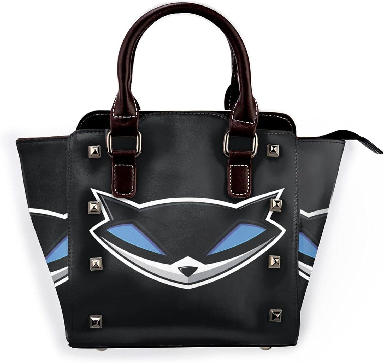 AYTOYY Sly Cooper Fashion Pu Award-winning store Rivet Multi-Fu New color Shoulder Bag Leather