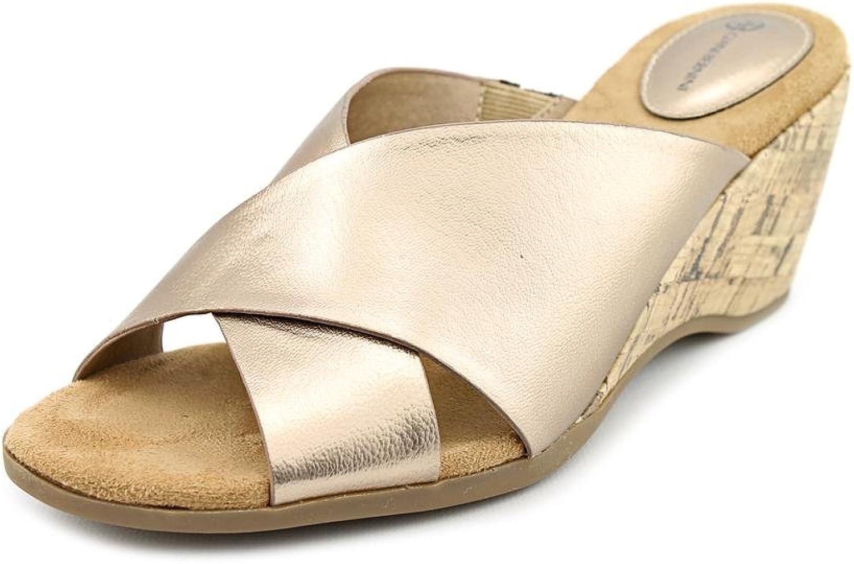 Giani Bernini Women's Carolima Ankle-High Synthetic Sandal