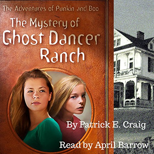 The Mystery of Ghost Dancer Ranch audiobook cover art