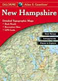 New Hampshire Atlas and Gazetteer : Topographic Maps of the