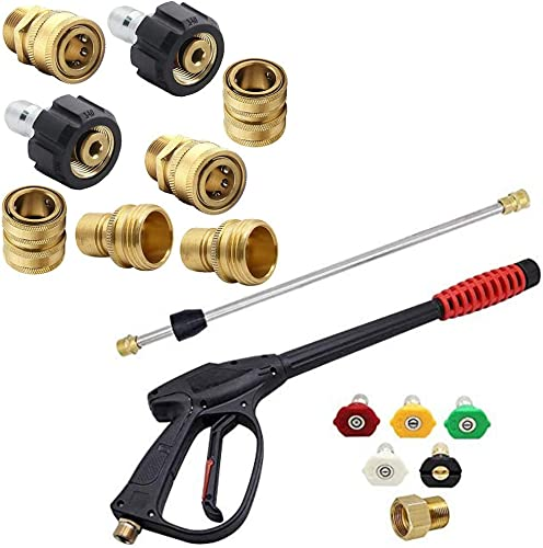 popular Twinkle lowest Star Pressure Washer online Adapter Set | High Pressure Power Washer Gun sale
