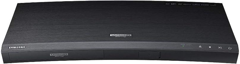 $139 Get Samsung 4743954 UBD-KM85c 4K Ultra HD Streaming Blu-Ray Player, Black (Renewed)