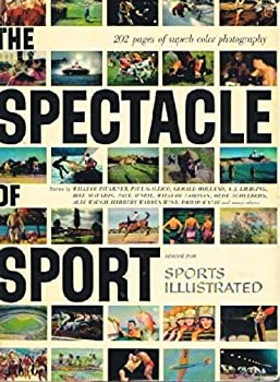 The Spectacle of Sport: Selected from Sports Illustrated B0000CJVXY Book Cover