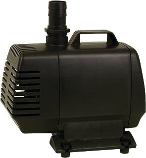 Best TetraPond Water Garden Pump, Powers Waterfalls/Filters/Fountain Heads Review