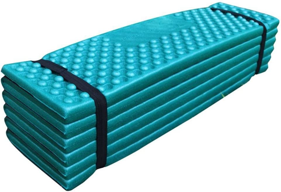 WElinks Outdoor Max 55% OFF Foldable Hiking Foam Mat Camping Regular discount Mountaineering