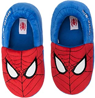 Image of Fun Spider-Man Slippers for Boys and Toddlers