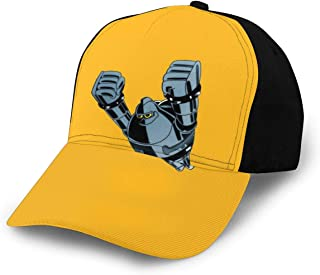 Gigantor Tetsujin 28 Cap Adjustable Baseball Hat Classic