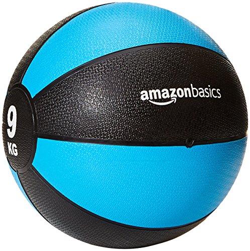Amazon Basics - Balón medicinal, 5 kg 🔥