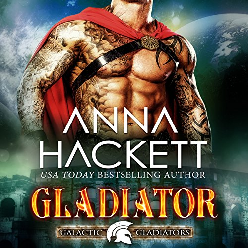 Gladiator audiobook cover art