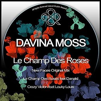 Le Champ Des Roses