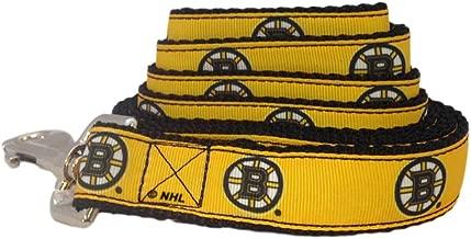 All Star تريفثالات الأثيلين المتعدد PET Dogs 6-feet Boston Bruins CJ1057-DSH4، مقاس كبير