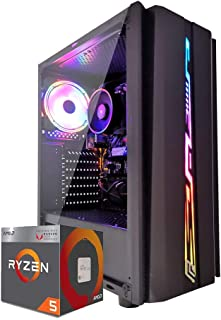 Pc gaming ryzen 5 3400g 4.20 ghz turbo,ssd m.2 500 gb,ram 16gb 3200mhz ,450w 80 plus ,wi fi 300mbps