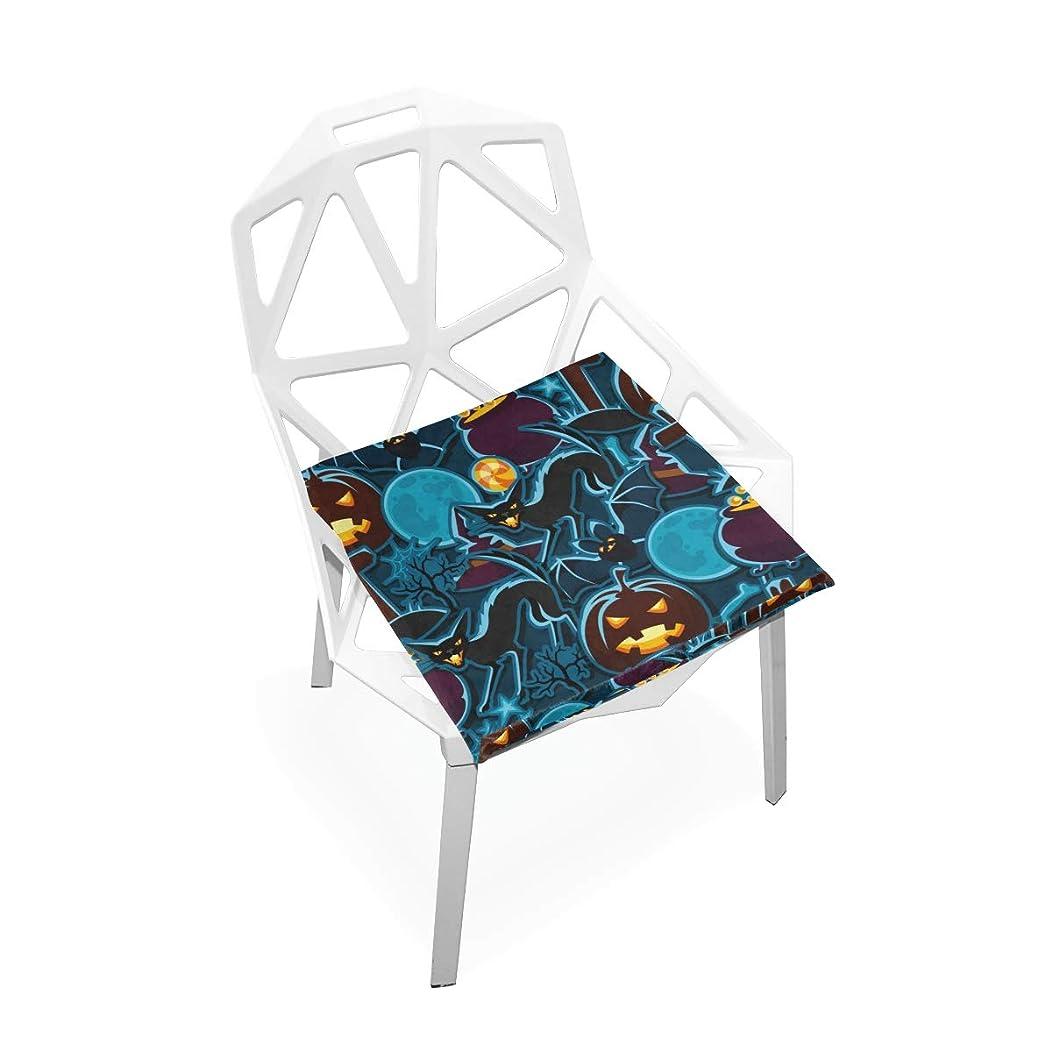 カテゴリー先行するアーサー座布団 低反発 ハロウィン ねこ ビロード 椅子用 オフィス 車 洗える 40x40 かわいい おしゃれ ファスナー ふわふわ fohoo 学校
