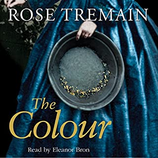 The Colour cover art