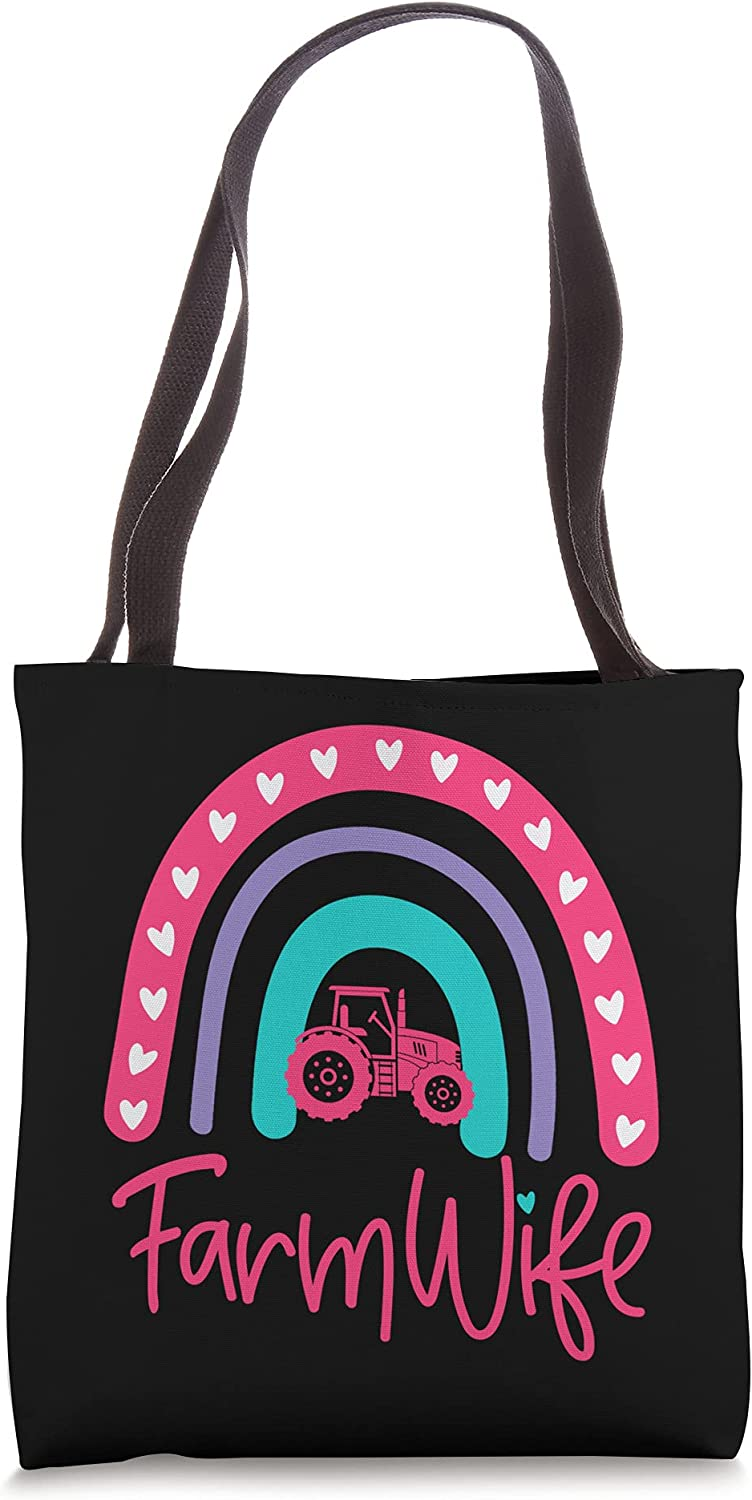 Farm Same day Japan's largest assortment shipping Wife Farmer Tote Bag