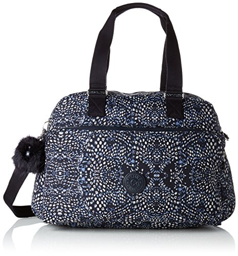 Kipling July Bag Borsa Da Viaggio, Media Dazz Black...