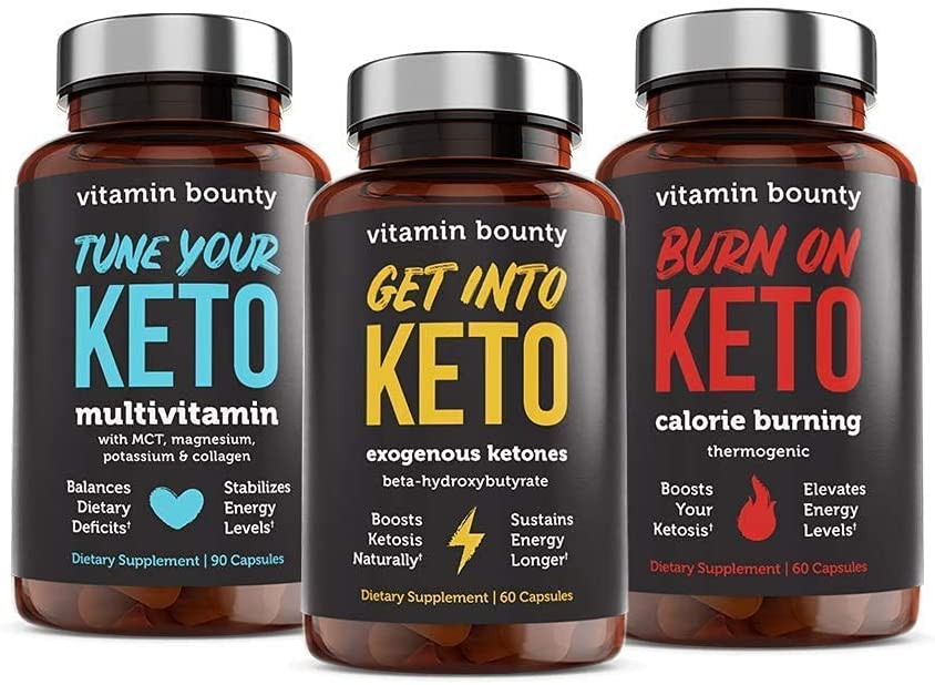 Keto Today's only Essentials Starter Bundle - Supercharge Get New York Mall In with Ketosis