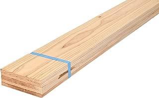スターワン 木材 杉板 約200×1×15cm 091993 5個セット