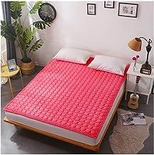 Tatami Mattress Thick Keep Warm Mattresses Foldable Tatami Mattress Foldable Cotton Fabric Tatami King Queen Twin Full Siz...