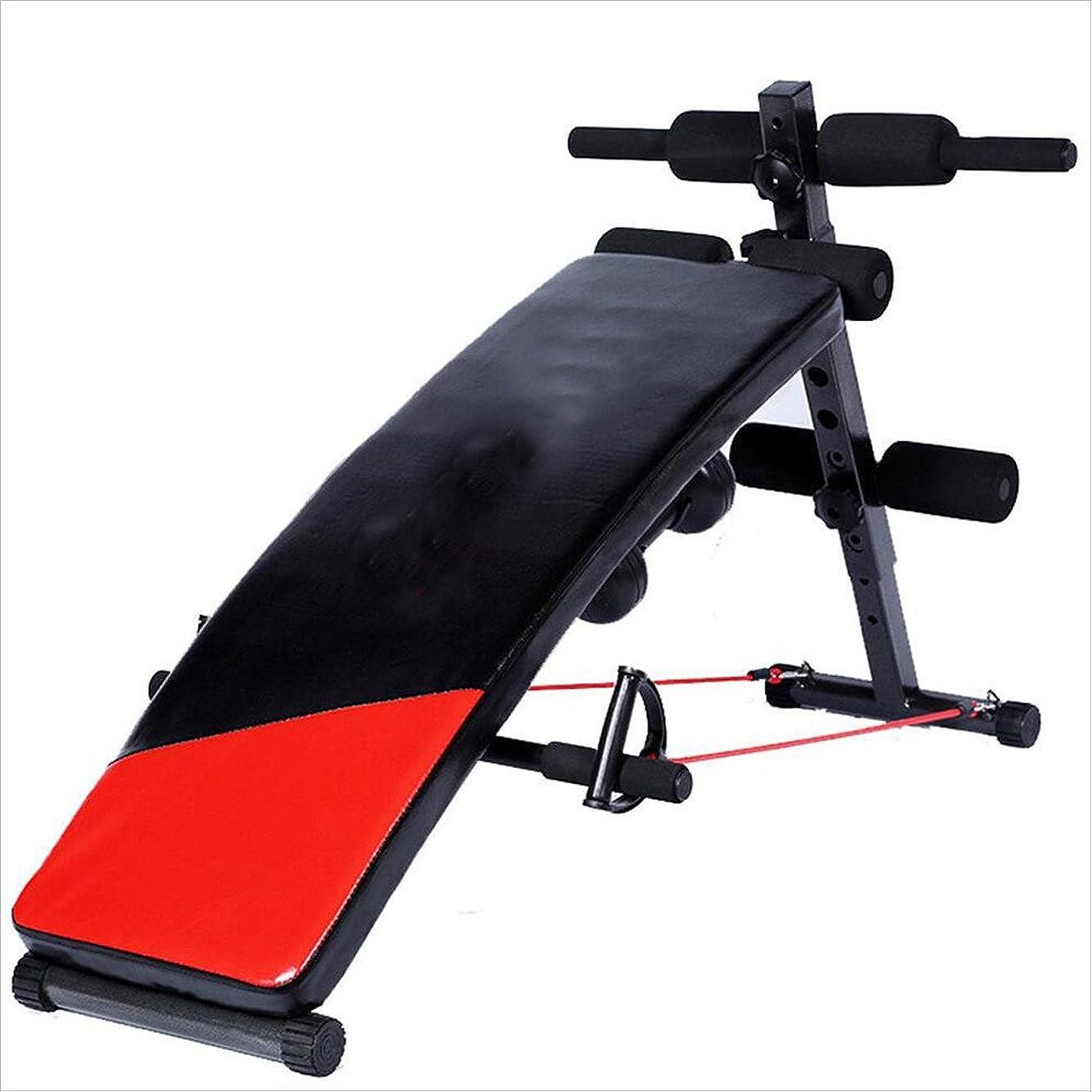マガジン投げる困惑するマルチシットアップベンチ, マルチシットアップベンチ シットアップベンチ 腹筋 背筋 全身を鍛えるマルチエクササイズ 男女兼用 腹筋 背筋 ダンベル プレス用 トレーニングベンチ