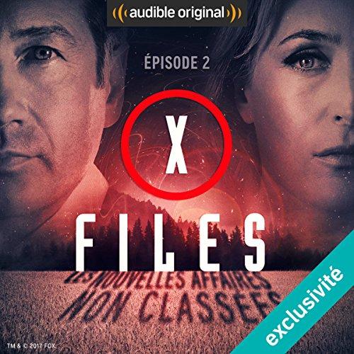 Couverture de Les hôtes (X-Files : Les nouvelles affaires non classées 1.2)