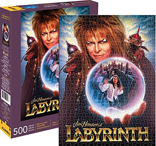 Jim Henson's Labyrinth Jigsaw Puzzle