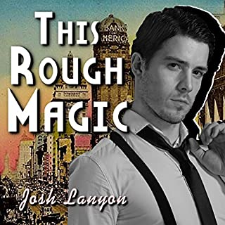 This Rough Magic cover art