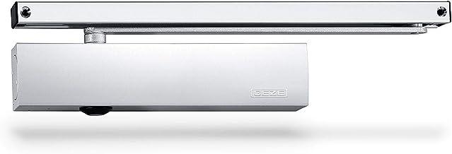 GEZE deursluiter, TS 3000 V, glijrail, zilver