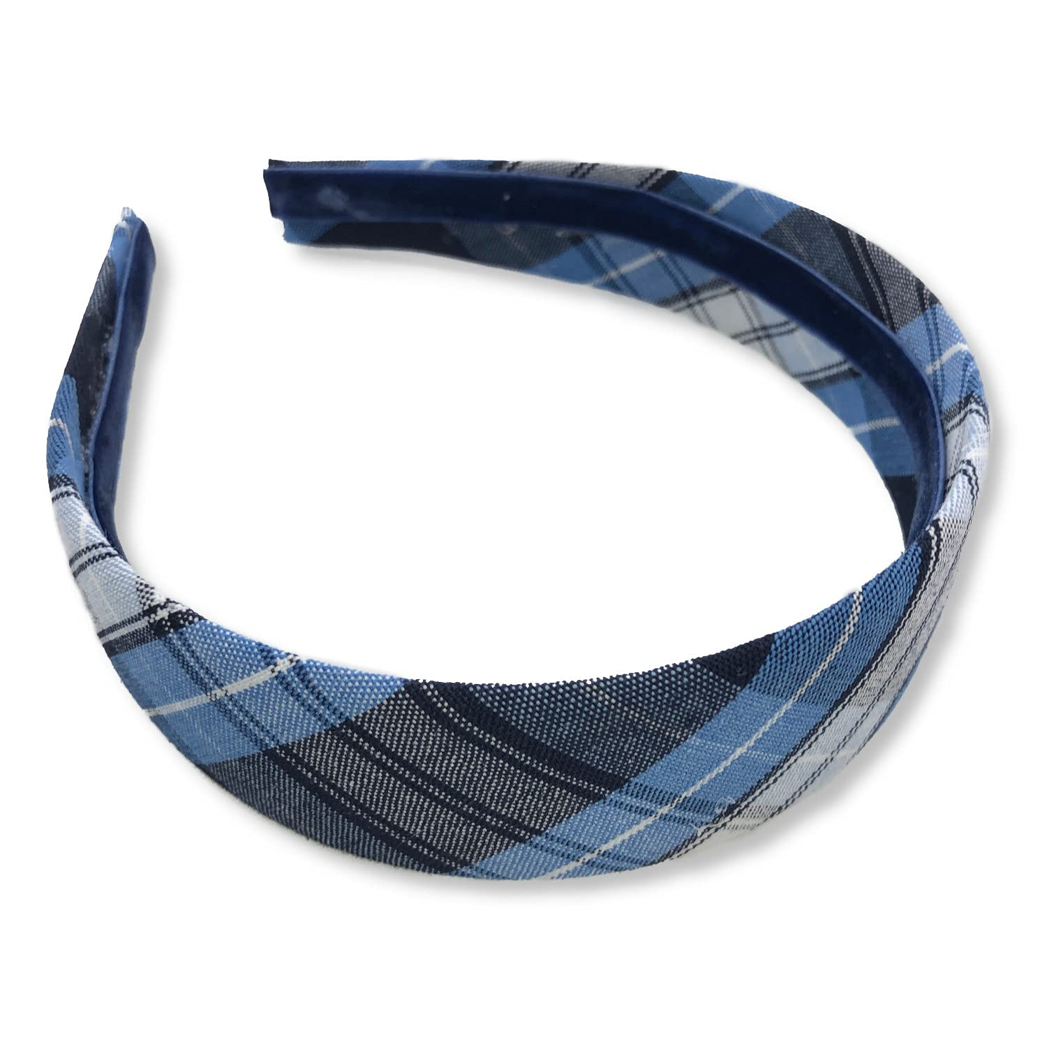 Year-end gift School Uniform Wide Headband for Ranking TOP5 to Elementar Girl Back -
