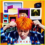 Warner Korea Zico - Television (2nd Mini) CD+Booklet+Photocard+Photo Sticker+Paper Toy+Folded Poster (On Pack) Kpop K-POP