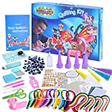 SHULAN Paper Quilling Kits for Adults Beginner Quilling Kit with Instructions Quilling Craft Kit for DIY Learning Class, Home Decoration, Birthday Gift