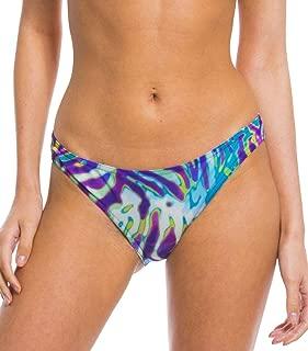 Kiniki Coral Tan Through Bikini Brief