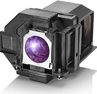 Aimdio Bombilla de Lámpara para Epson Proyector ELPLP96 EH-
