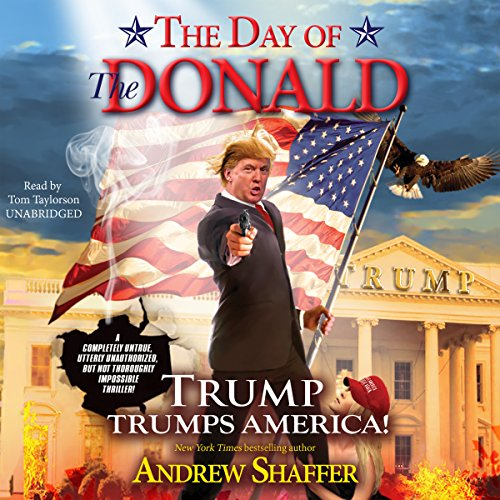 The Day of the Donald audiobook cover art