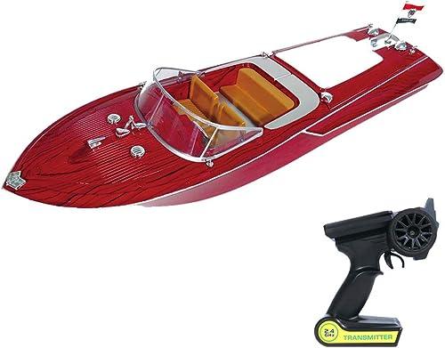 servicio honesto Goolsky- Flytec V001 2.4G 2.4G 2.4G 25 km   h Alta Velocidad RC Barco Control Remoto Racing Speedboat Toy Regaño de Los Niños  hasta un 65% de descuento