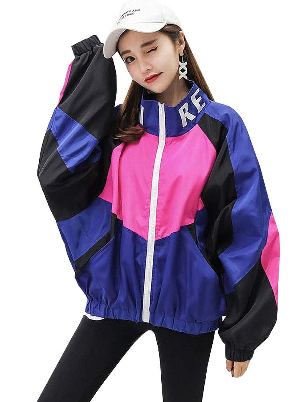 アウター レディース ジャケット おしゃれ ダンス 衣装 ストリート 原宿系 秋冬 HIPHOP 長袖 ロゴ TOKYO9