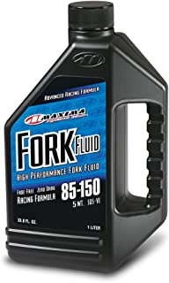 r6 fork oil weight
