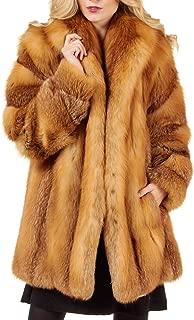 Best red fox coat Reviews