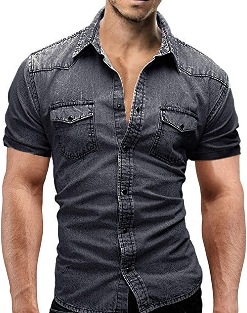 Oliviavan Camiseta De Manga Corta, Camisetas De Hombre De ...