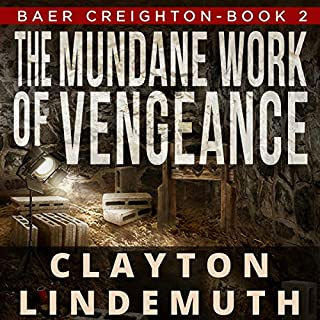 The Mundane Work of Vengeance cover art