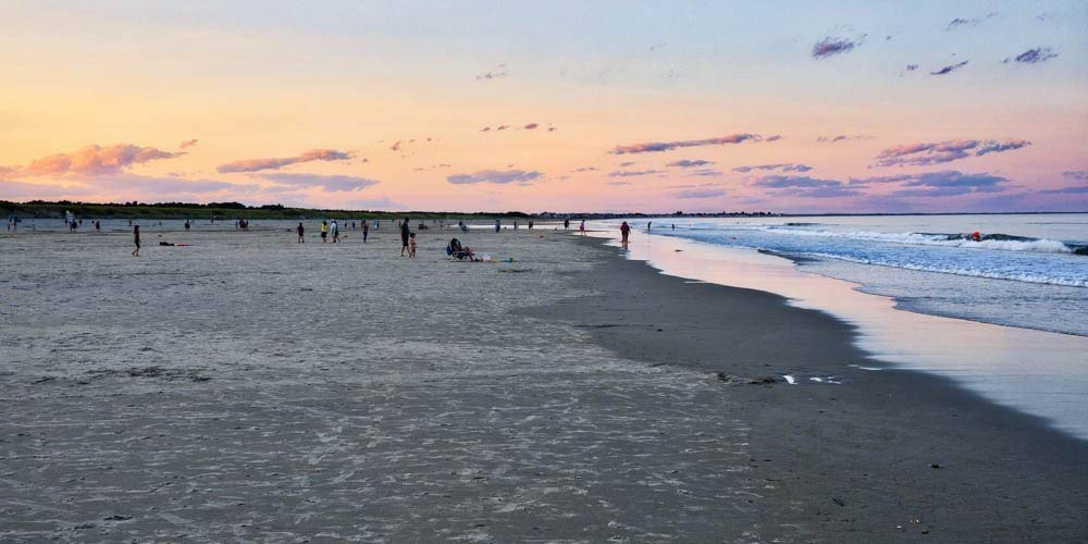 Ogunquit Beach New color - Maine Max 77% OFF Photograph Southern
