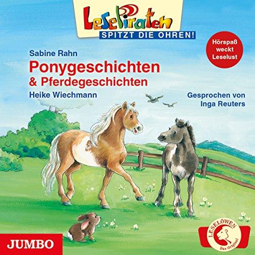 Ponygeschichten & Pferdegeschichten Titelbild
