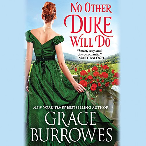 No Other Duke Will Do audiobook cover art