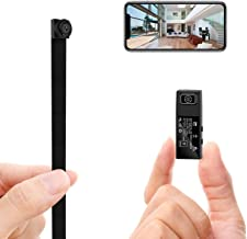 Spy Camera Hidden Cameras HD 1080P Wireless WiFi Mini Nanny Cam with Motion Detection/Loop Recording for Home/Office Monitoring, Indoor/Outdoor(2020 Version)