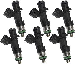 Disenparts 973297035 095000-5471 New Fuel Injector for Isuzu NPR NPR-HD 5.2L 2005 2006 2007 NPR NPR-HD 4.8L 2001 2002 2003 2004