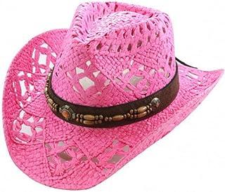 4c9779eb2f4 Amazon.com  Purples - Cowboy Hats   Hats   Caps  Clothing