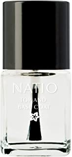 Natio Top and Base Coat Nail Colour, 15ml
