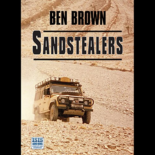 Sandstealers cover art