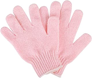 Bathing Gloves Five Fingers Exfoliating Scrub Foaming Back Gloves, 1 Pair Protection (Color : Beauty Bath)